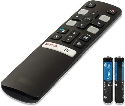 Mando a Distancia RC802V de Repuesto para TV TCL 32s6500a ...
