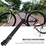 Vbestlife Bike Kickstand, Carbon Fiber Bicycle Quick Release Stand Rack for 26/27.5inch Mountain Bike & 700C Road Bike