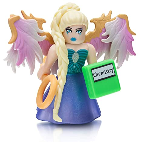 Roblox Gold Collection Royale High School Enchantress Single Figure Pack With Exclusive Virtual Item Code Original Version