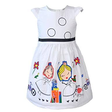 ef73a3288 Cyond 3-8 Years Old Baby Girls Dress