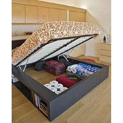 Selby Hardware Double Gas Spring Storage Bed Lift