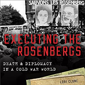 Executing the Rosenbergs Audiobook