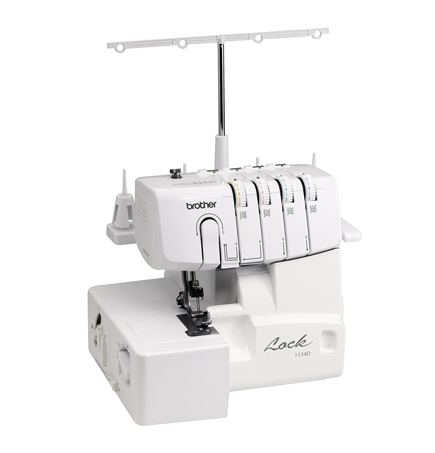 Brother 1134D Serger with 3/4 threads and Differential Feed: Amazon.ca:  Home & Kitchen