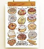 Donuts Print.