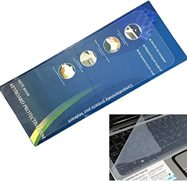 Original New Silver Backlit Keyboard fit ASUS Q550 Q550L Q550LF KinFor Product Clear Protector Cover