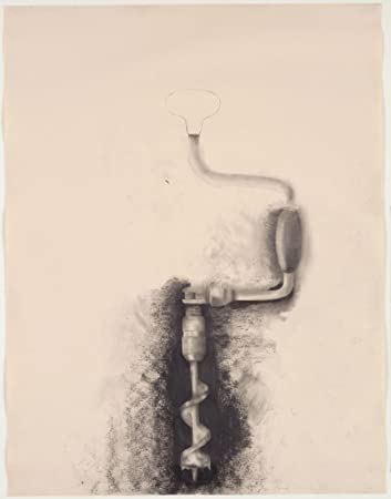 Amazon.com: The Museum Outlet - Jim Dine - Untitled from ...