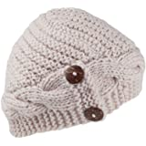 adeecd2f Scala Faux Fur Bucket Hat - Leopard 1-Size: Amazon.co.uk: Clothing