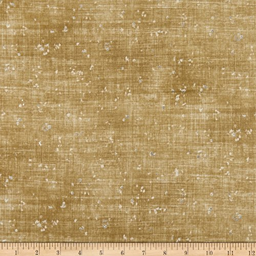 Robert Kaufman Kaufman Sound of The Woods Texture Blender Natural Fabric by The Yard