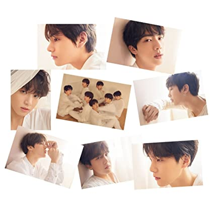 Bosunshine 2018 Newest Bts Love Yourself Tear Album Wall Scroll Cloth Poster Nice Gift U Ver Poster