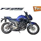 Escapamento Esportivo Mexx Full Yamaha Fazer 250 FZ 25 Taylor Made