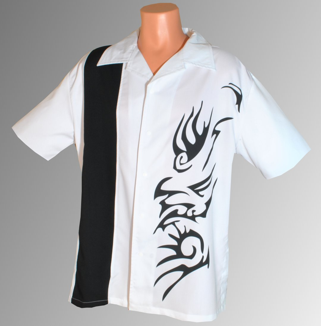 Mens New Concealed Weapons Shirt with Snaps. Size 3XLT by Designs by Attila