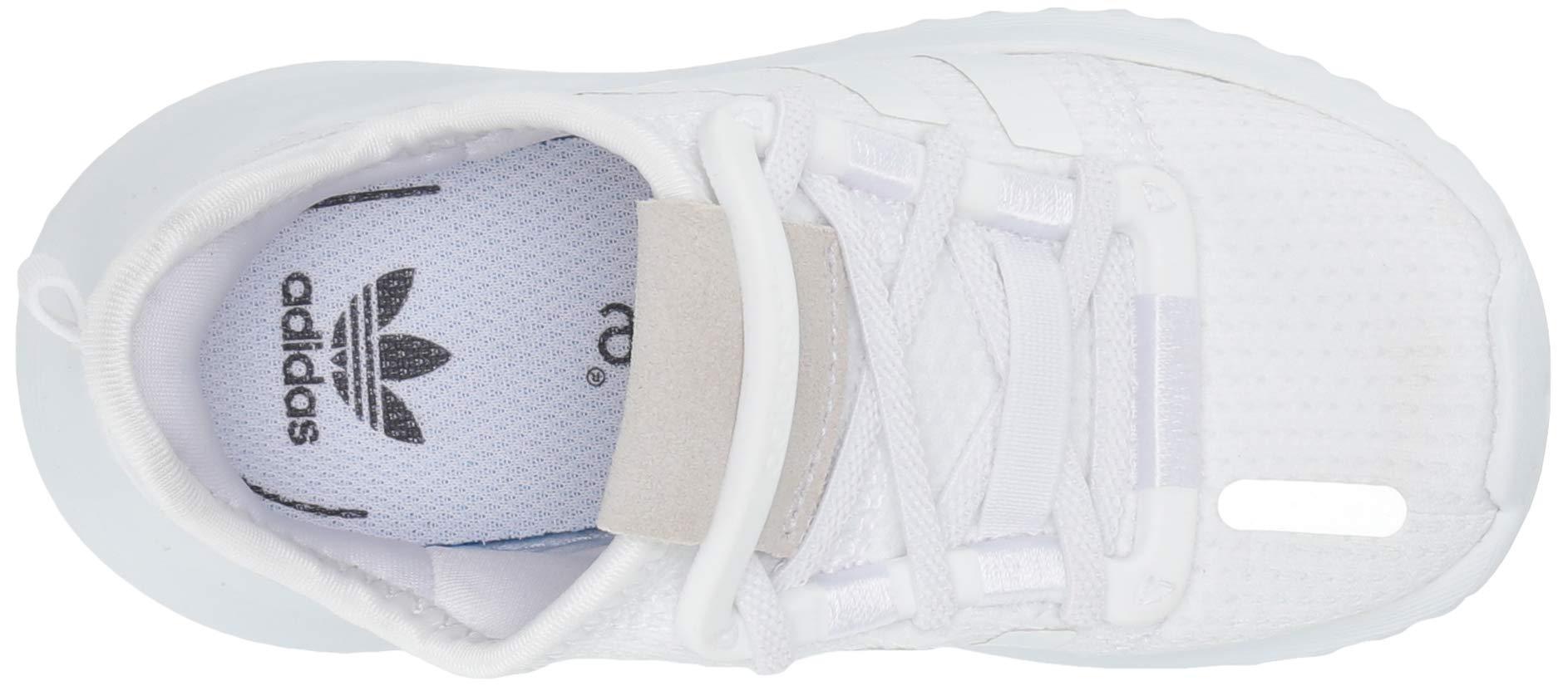 adidas Originals Baby U_Path Running Shoe White, 5.5K M US Toddler by adidas Originals (Image #7)