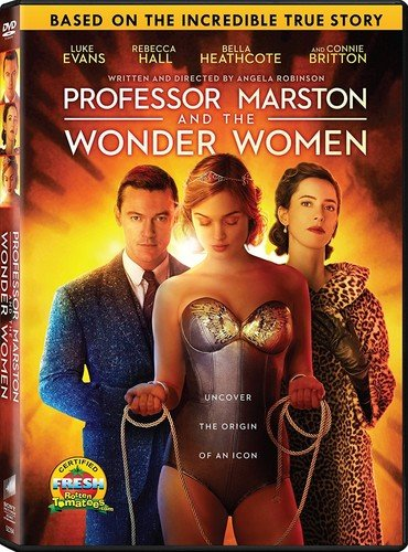 DVD : Professor Marston And The Wonder Women (Dolby, AC-3, Widescreen, )