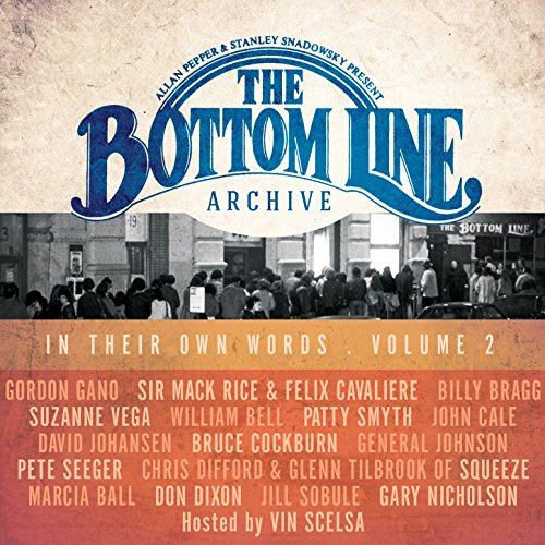 The Bottom Line Archive Series...