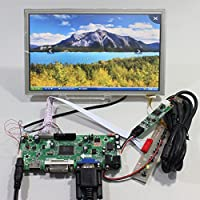 NJYTouch HDMI VGA DVI Audio Controller board + 8.9inch HSD089IFW1 1024x600 LCD Screen With Touch panel