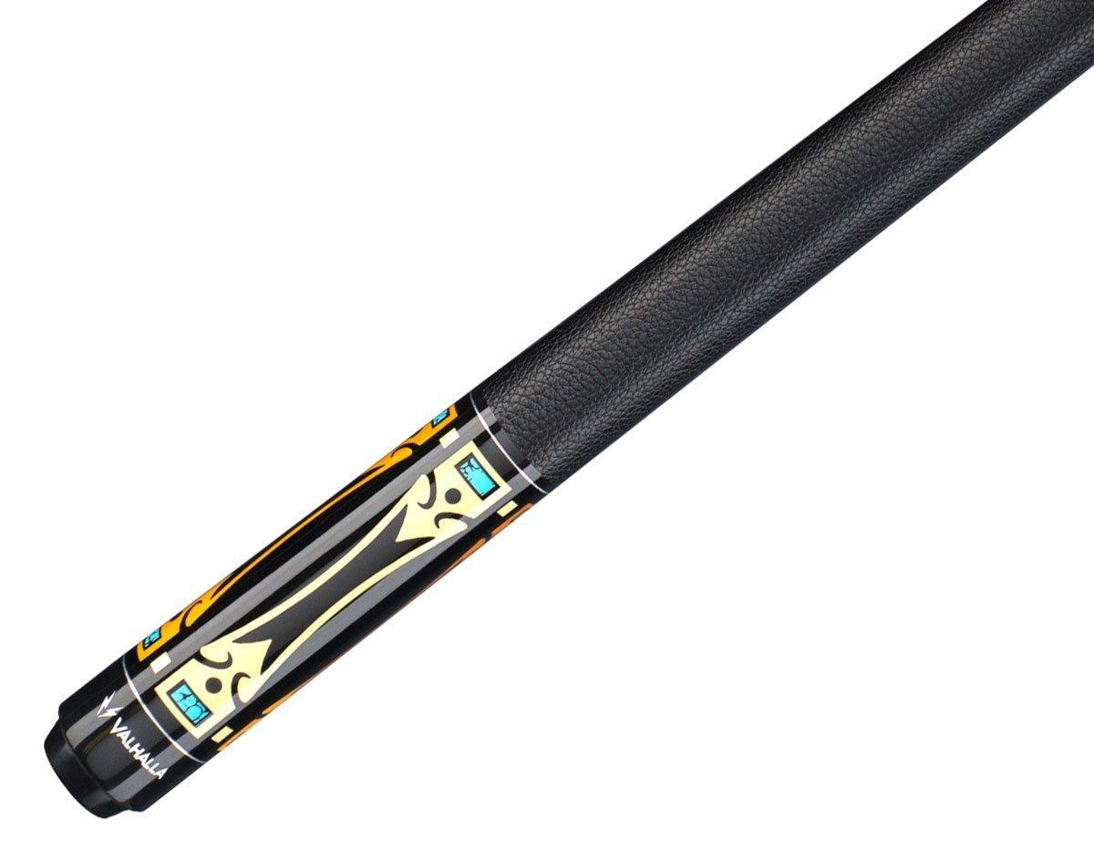 Queues Powerglide Vanquish Medium Queue de snooker 2 pièces Professionnel Unisexe Fût olivier 144 cm Sports et Loisirs