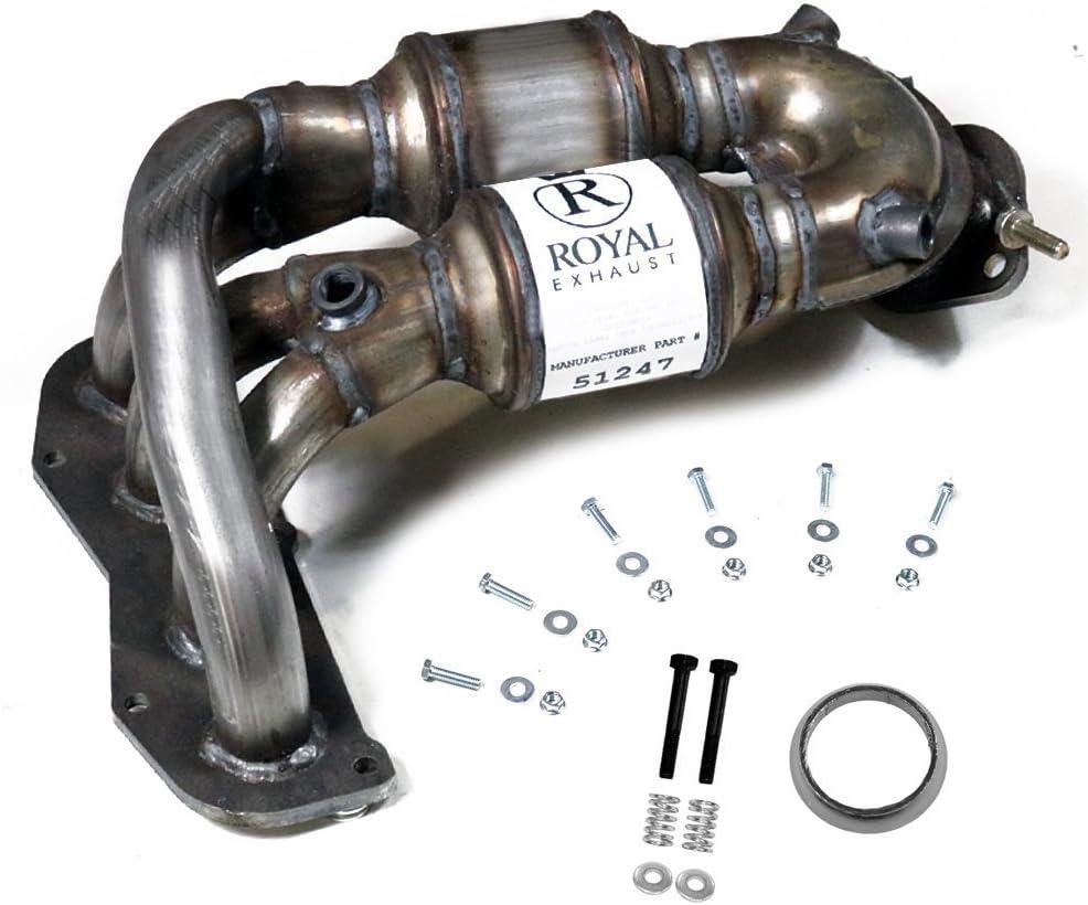 2001 2002 2003 TOYOTA  RAV4 2.0L Manifold Catalytic Converter