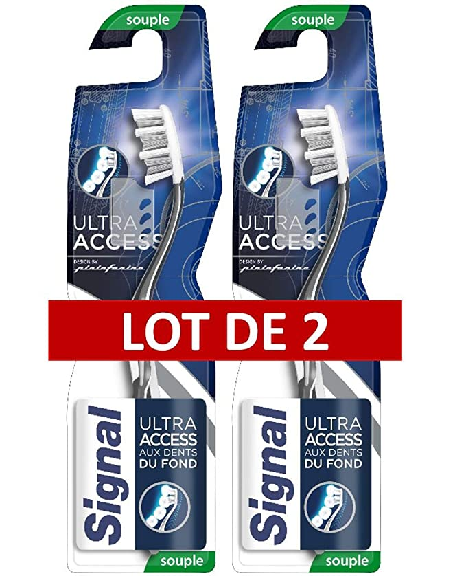 Signal 8362972 ultra access - Cepillo de dientes manual (dureza ...