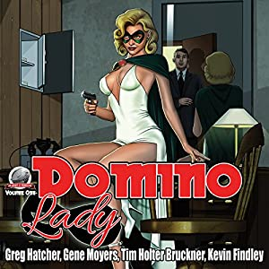 Domino Lady, Volume 1 Audiobook