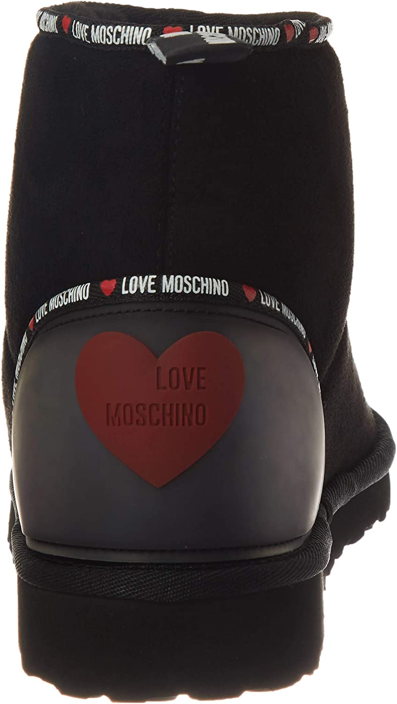 Love Moschino Ja21033h1bis0000, Bottes Classiques Femme Noir