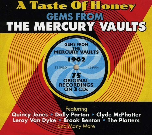 A Taste Of Honey: Gems From The Mercury Vaults 1962 (3 CD)