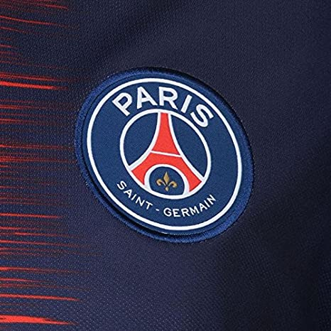 Amazon.com : 2018-2019 PSG Home Nike Football Soccer T-Shirt Jersey (Kylian Mbappe 7) - Kids : Sports & Outdoors