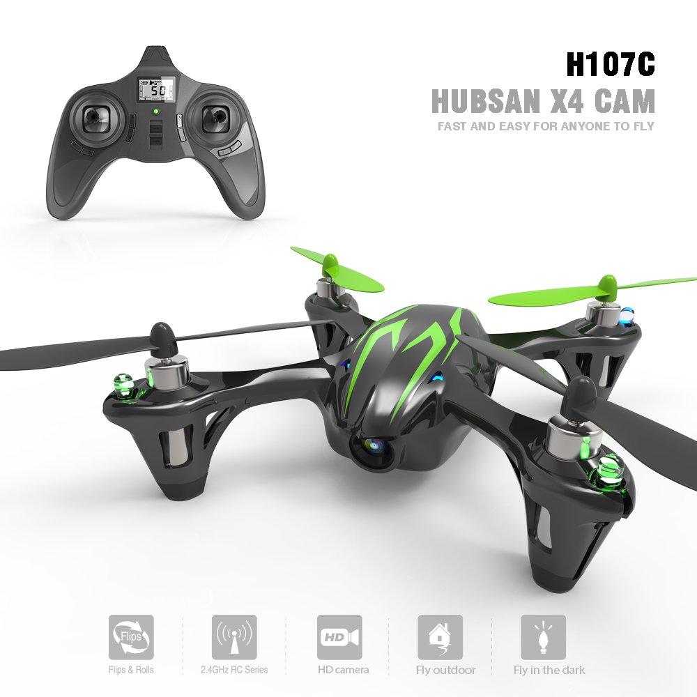 Hubsan - Dron Quadcopter con cámara de alta definición - Modelo ...