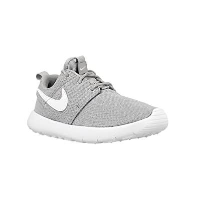 reputable site 70de1 2ad55 Amazon.com | Nike Roshe One Boy's Shoes Size 11 Wolf Grey ...