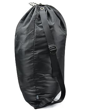 Amazon.com: Bolsa para la colada con cuerdas para el hombro ...