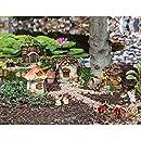 Fairy House Set of 4