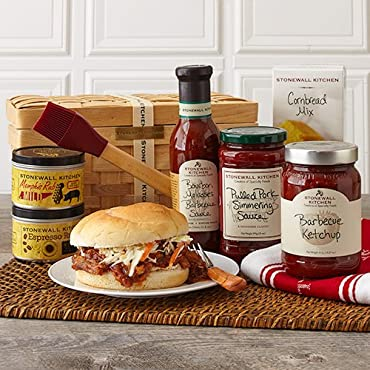 Stonewall Kitchen New England Barbecue Gift