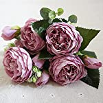 Beautiful-Rose-Peony-Artificial-Silk-Flowers-small-bouquet-flores-home-party-spring-wedding-decoration-mariage-fake-Flower-Purple