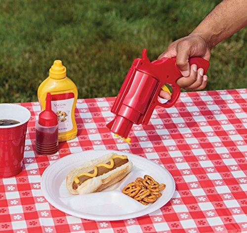 67912175c5ad Condiment Dispenser - Funny Ketchup & Mu...
