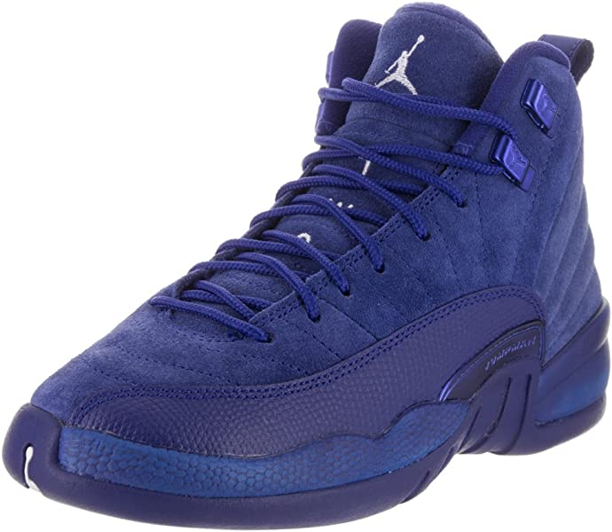 brand new 61404 97572 Amazon.com   Air Jordan 12 Retro BG - 153265 400   Basketball