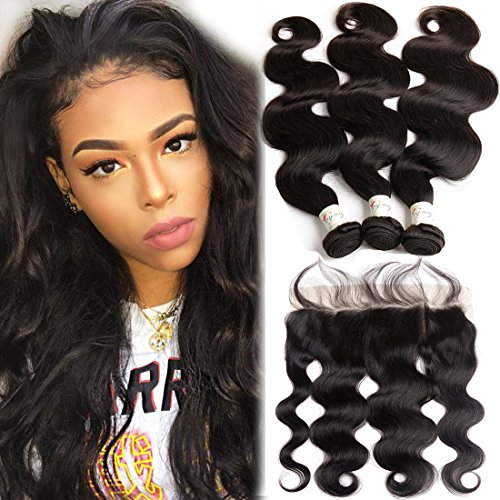 Amiable Glueless Brazilian Lace Front Wig Kinky Curly Human Hair Wigs For Women Pre Plucked 130% Density Natural Black Remy Hair Wig Human Hair Lace Wigs Lace Wigs