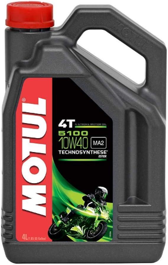 Motul 5100 10w40 4t Öl 4l Auto