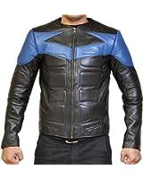 Danny Shepherd Nightwing Ismahawk Costume Leather Jacket