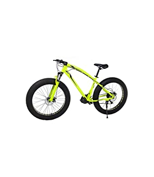 Riscko Fat Bike Bicicleta Todo Terreno Bep-011 Cambio Shimano Rosa ...