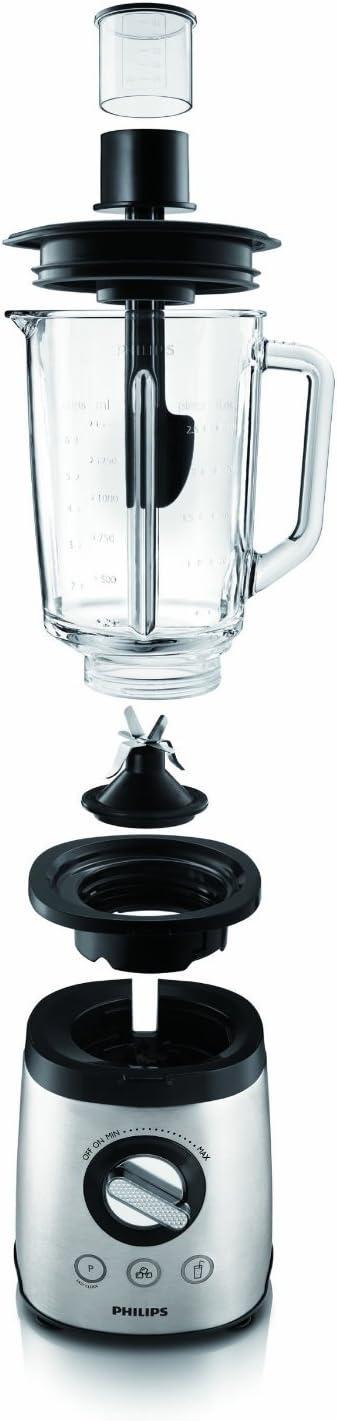 Philips HR2096/00 Avance Collection - Batidora 800 W, jarra de ...