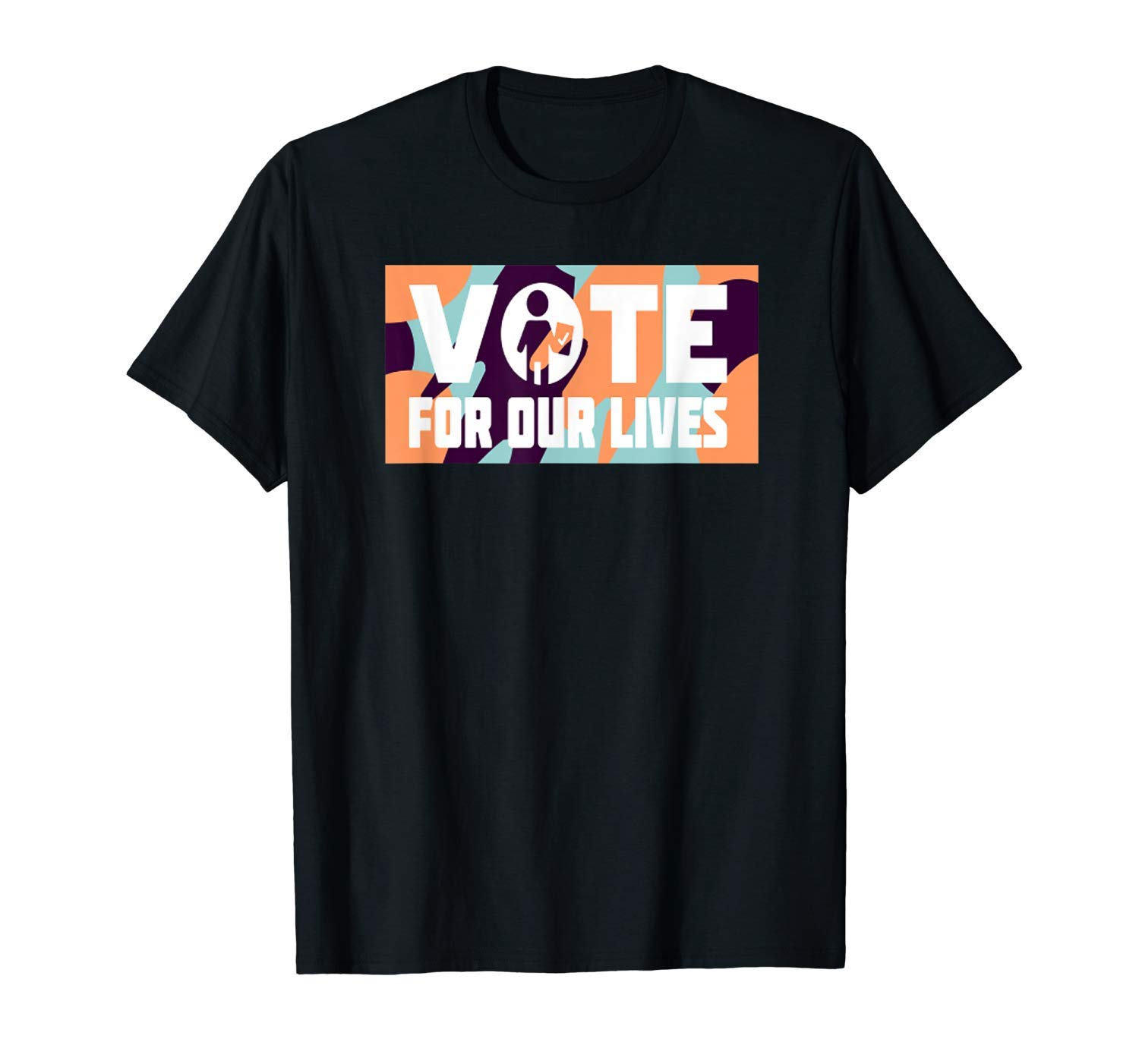 Vote For Our Lives Tshirt S5