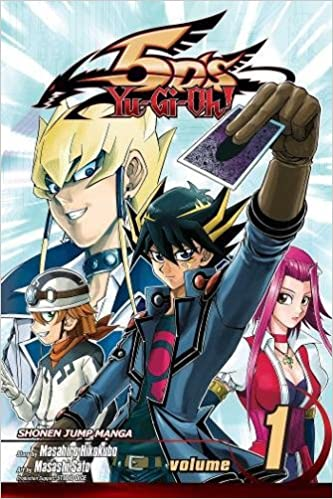 Amazon.com: Yu-Gi-Oh! 5Ds, Vol. 1 (9781421539638): Masahiro ...