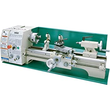 Grizzly G0602 Bench Top Metal Lathe - best metal lathe