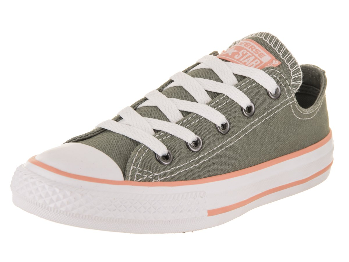 2d3b6e8cae93 Galleon - Converse Kids  Chuck Taylor All Star Seasonal Canvas Low Top  Sneaker