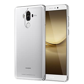 Huawei Mate 9 Funda, Mture Mate 9 Funda Carcasa Case Bumper Shock- Absorción Anti-Arañazos Delgado Gel Silicona TPU Funda Cover Para Huawei Mate 9 - ...