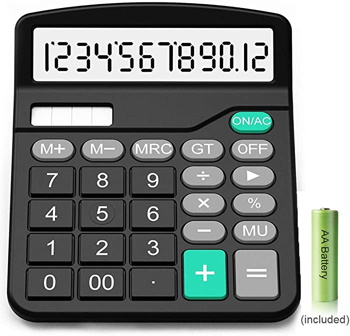 Top 10 Small Office Calculator Using Aa Battery