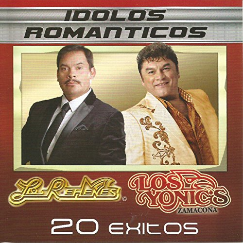 Los Rehenes Stream or buy for $9.49 · Idolos Romanticos
