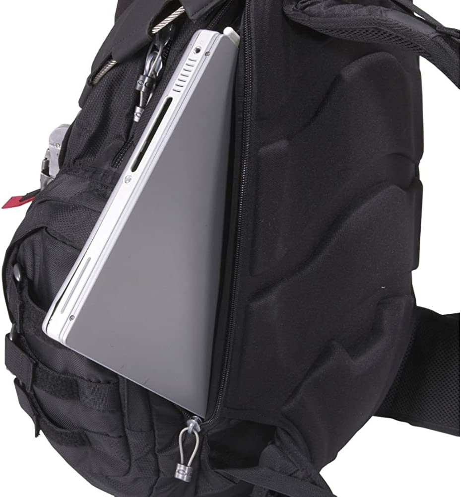 Amazon Com Oakley Kitchen Sink Backpack Black One Size Clothing
