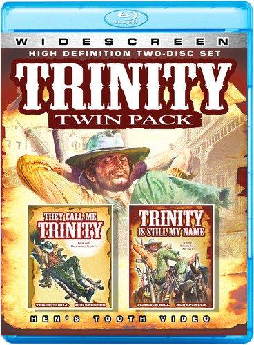 Trinity Twin Pack (They Call Me Trinity / Trinity Is Still My Name) [Blu-ray]