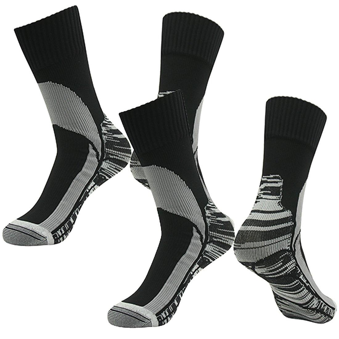 RANDY SUN Men's Waterproof Socks Suitable for a Range of Outdoor Activities by RANDY SUN