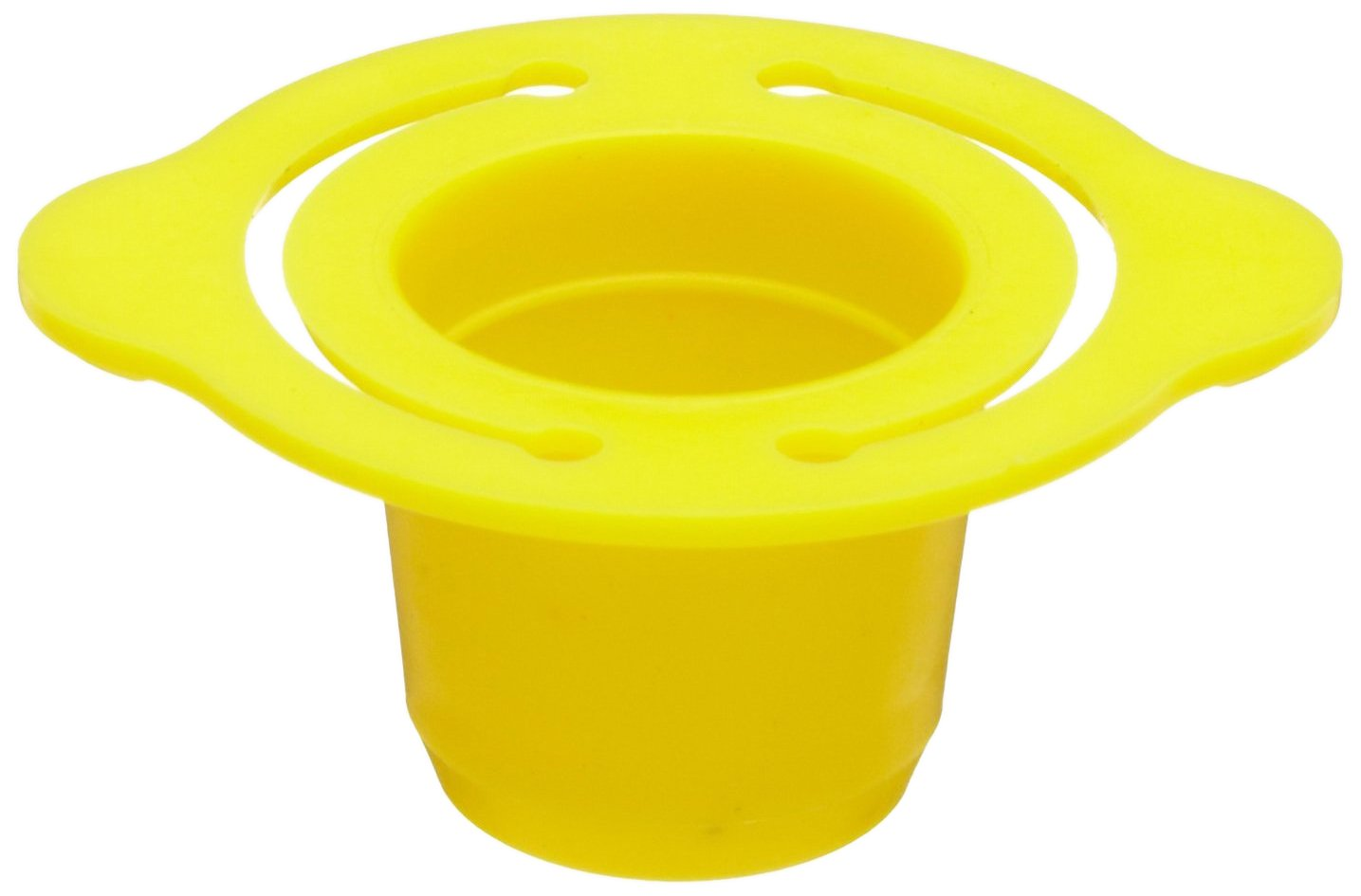 1.1417 Tube OD Item OD Pack of 100 Poppelman Plastics 61501140000 Pack of 100 Yellow 1.1417 Tube OD Item OD Kapsto 615 UL 114 Polyethylene Universal Protection with Ring Lug